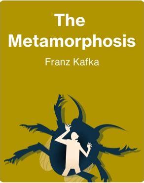Literary analysis on the metamorphasis